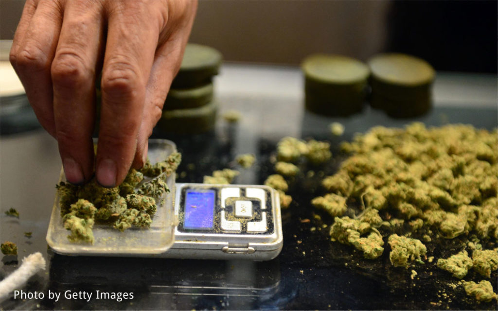 Study: This is How Much Marijuana to Use Without Freaking Out