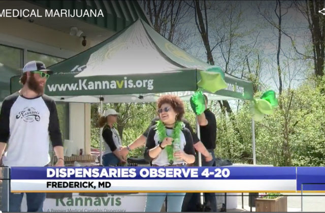 Dispensaries Celebrate 4/20
